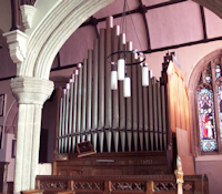 The Cornwood Organ