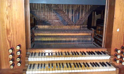St Phillips Weston Mill Organ