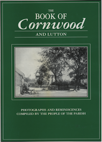Book of Cornwood and Lutton