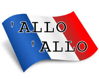 'Allo 'Allo French Evening